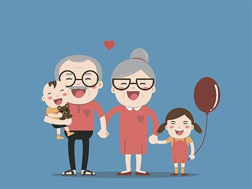 Учёные доказали серьёзную опасность бабушек идедушек для внуков