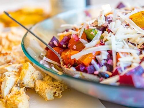 Витамины и минералы улучшают здоровье только когда мы получаем их из пищи