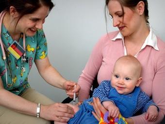 Правительство Германии поддержало обязательную вакцинацию детей против кори
